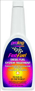 Prolong Diesel Fuel System Treatment