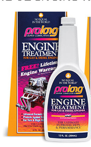 Prolong Engine Treatment 12oz