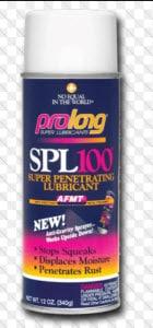 SPL100 Penetrating Oil, 12oz
