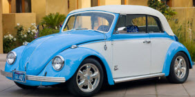 Windscreen T1 Beetle Convertible 1968-1972