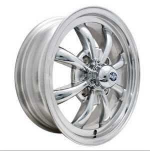 EMPI GT-8 Polished Rim