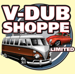 V-Dub Shoppe Ltd Logo